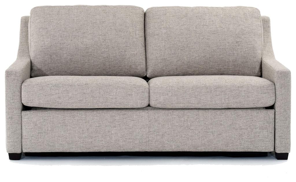 American leather perryqueen sleeper sofa