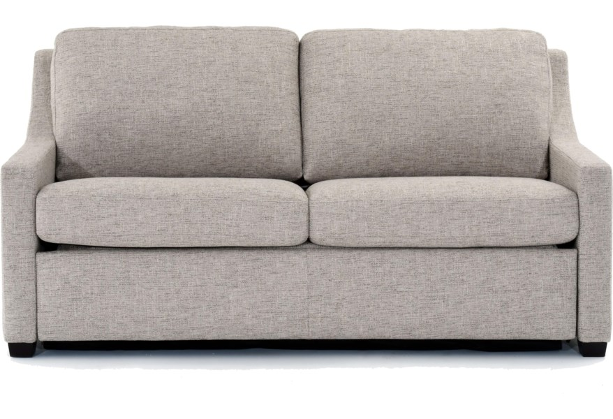 Perry Queen Size Comfort Sleeper Sofa By American Leather At Baer S Furniture