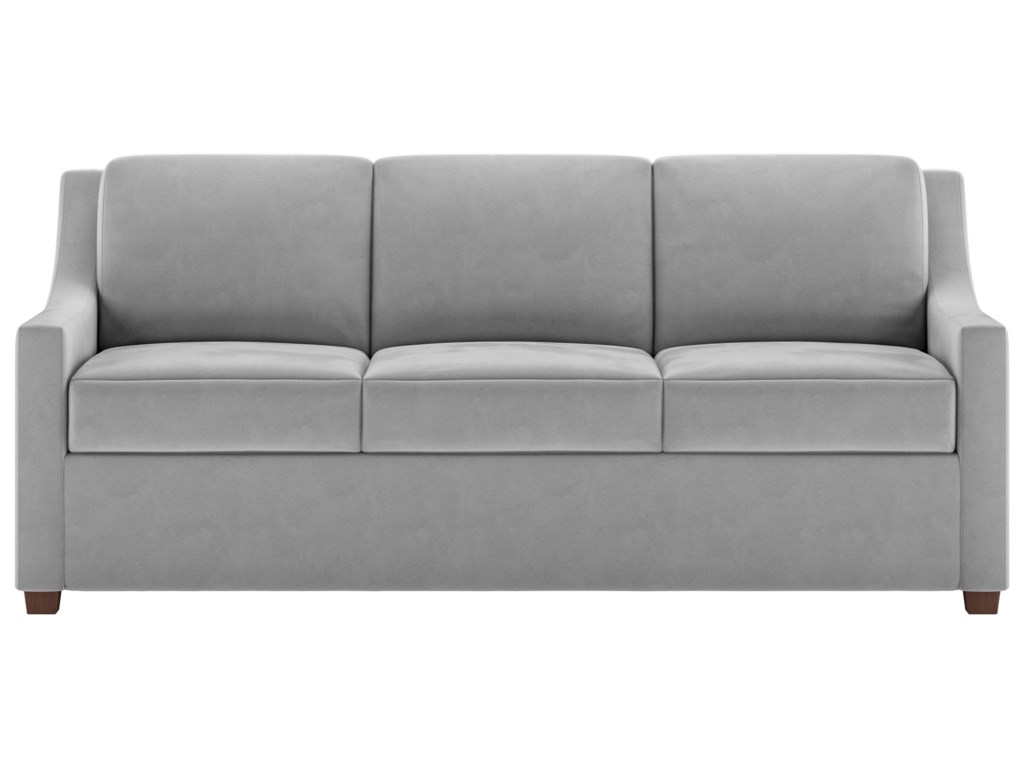 American Leather Perry King Size Comfort Sleeper Sofa