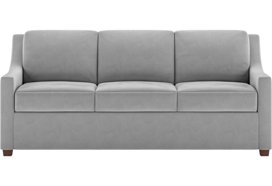 American Leather Perry King Size Comfort Sleeper Sofa Jacksonville Furniture Mart Sleeper Sofas