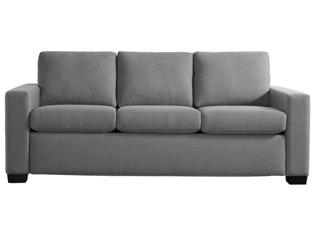 Leather Porter Queen Sleeper Sofa
