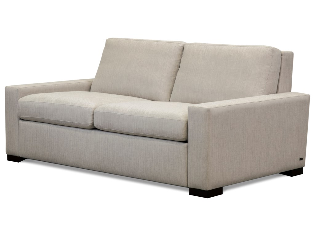 American Leather RogueQueen Sleeper Sofa