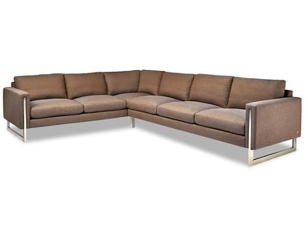 American Leather SavinoSectional Sofa