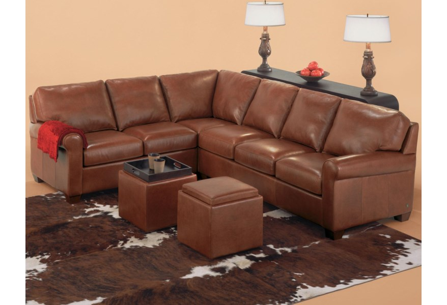 Savoy Contemporary 3 Piece Sectional