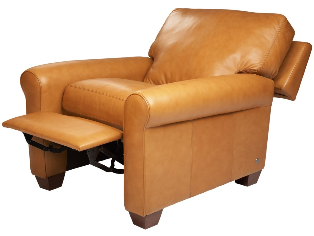 Shown Reclined
