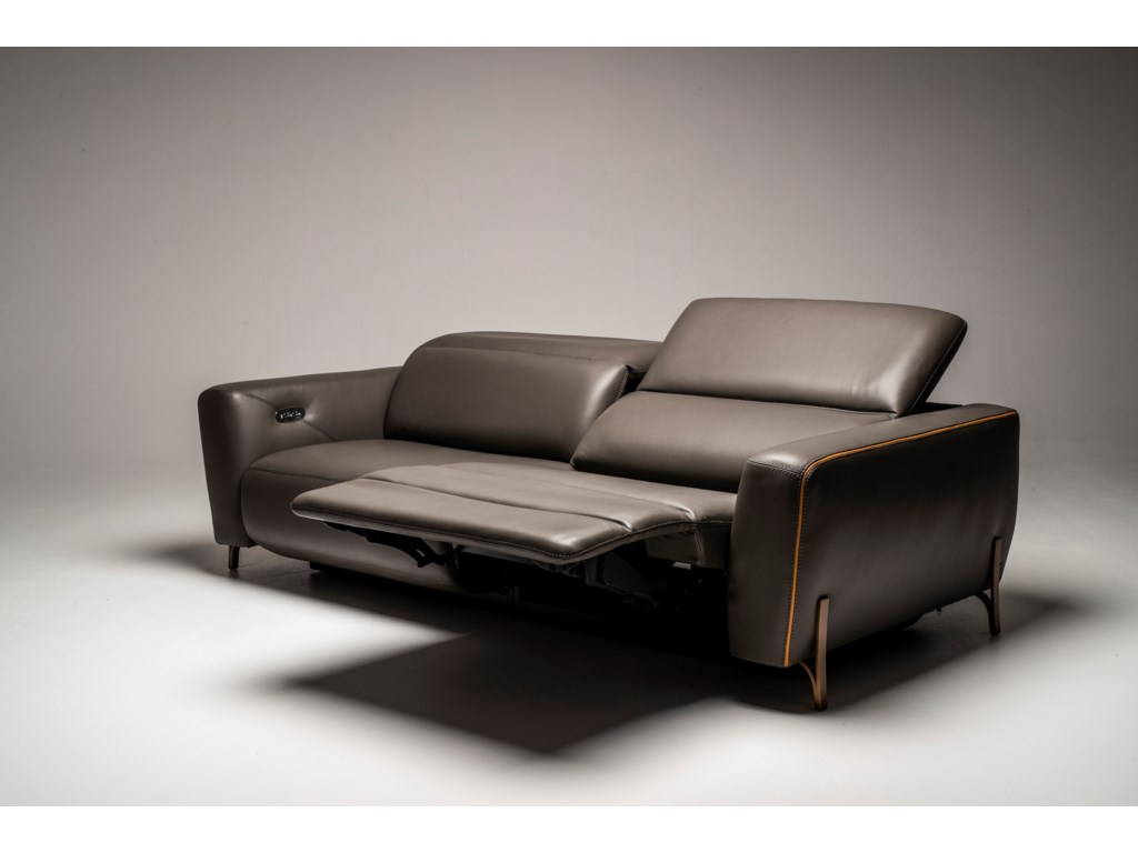 American Leather TurinModular Power Reclining Wall Sofa