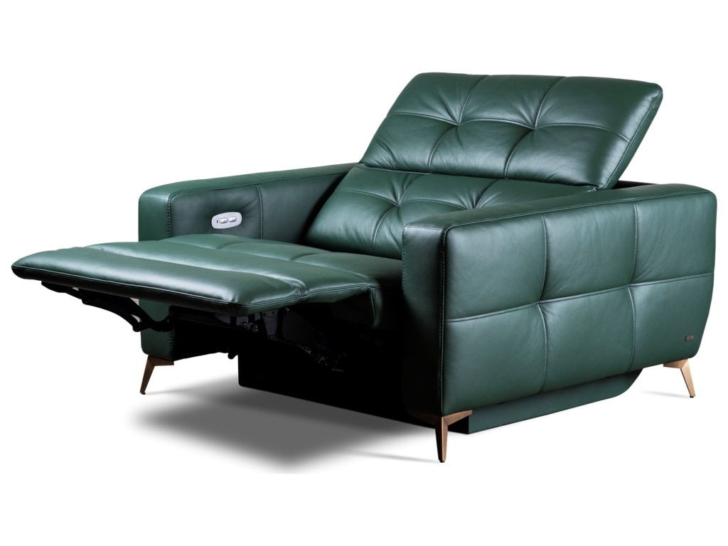 American Leather VeronaPower Wall Recliner