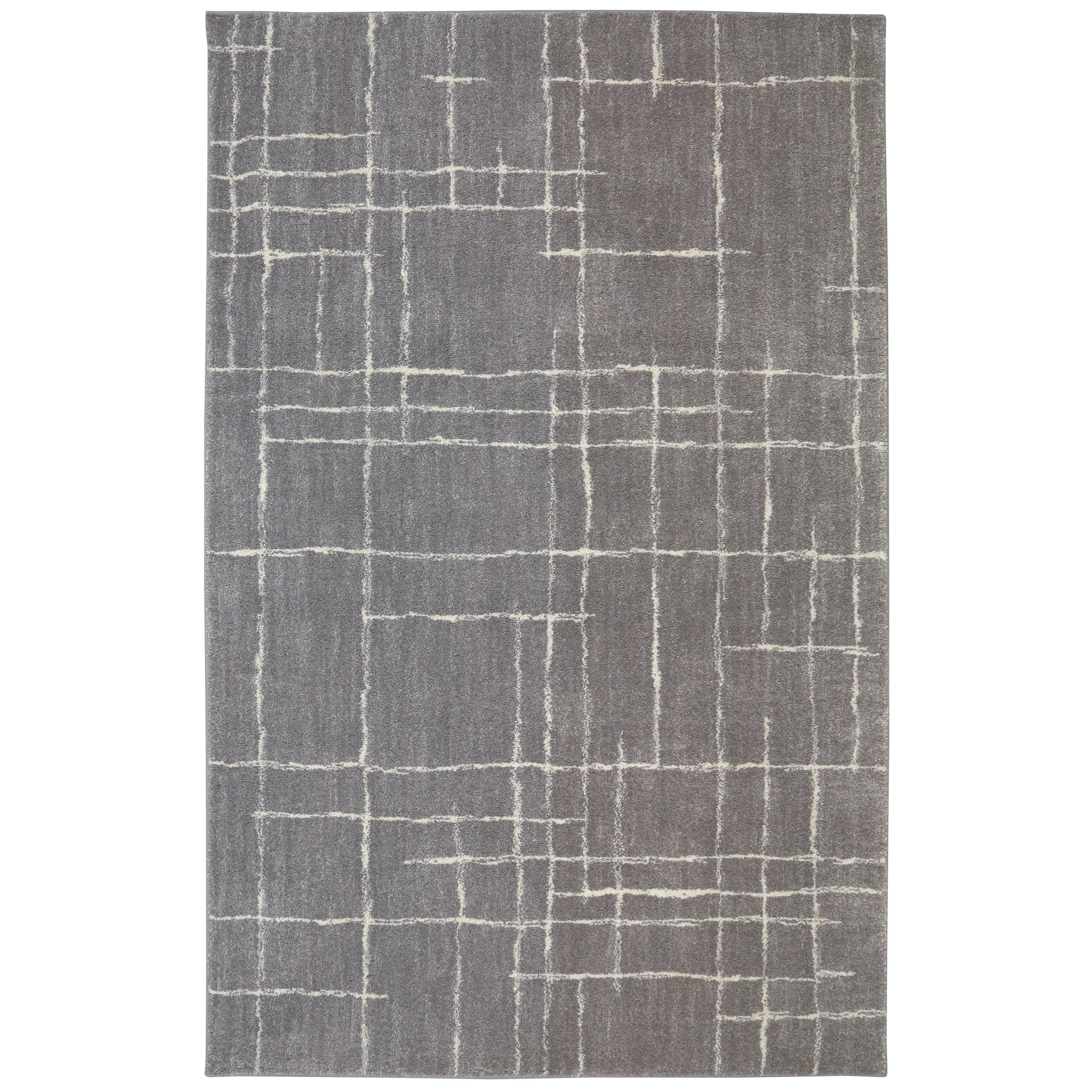 5'x8' Chatham Grey Area Rug