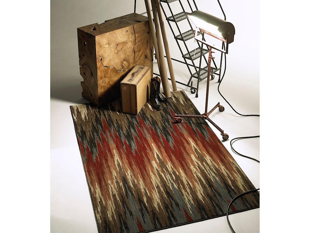 American Rug Craftsmen Dryden3' 6