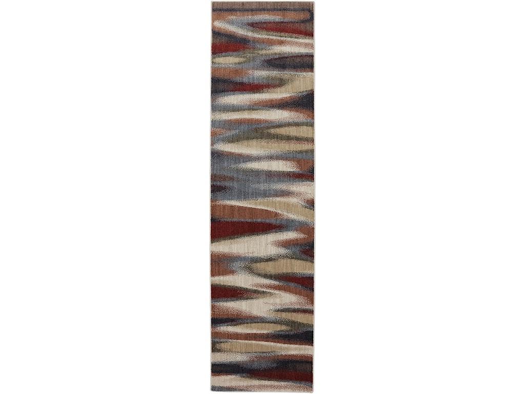 American Rug Craftsmen Dryden8'x11' Tupper Lake Muslin Area Rug