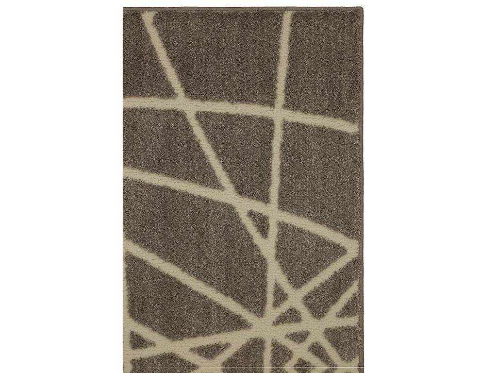 American Rug Craftsmen Nomad5'x8' Artesia Gray Area Rug