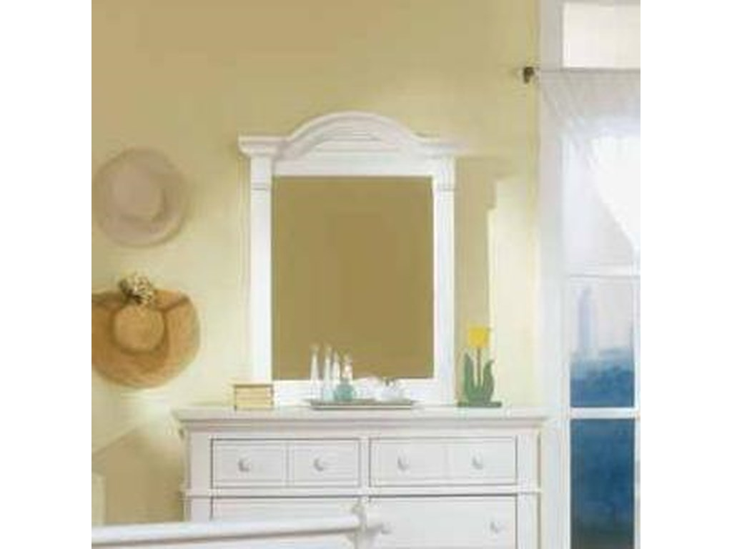 American Woodcrafters Cottage TraditionsYouth Dresser Mirror