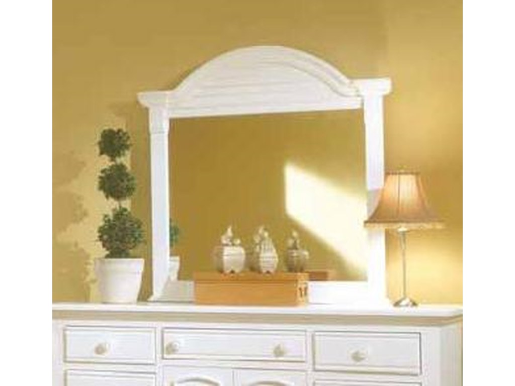 American Woodcrafters Cottage TraditionsMirror