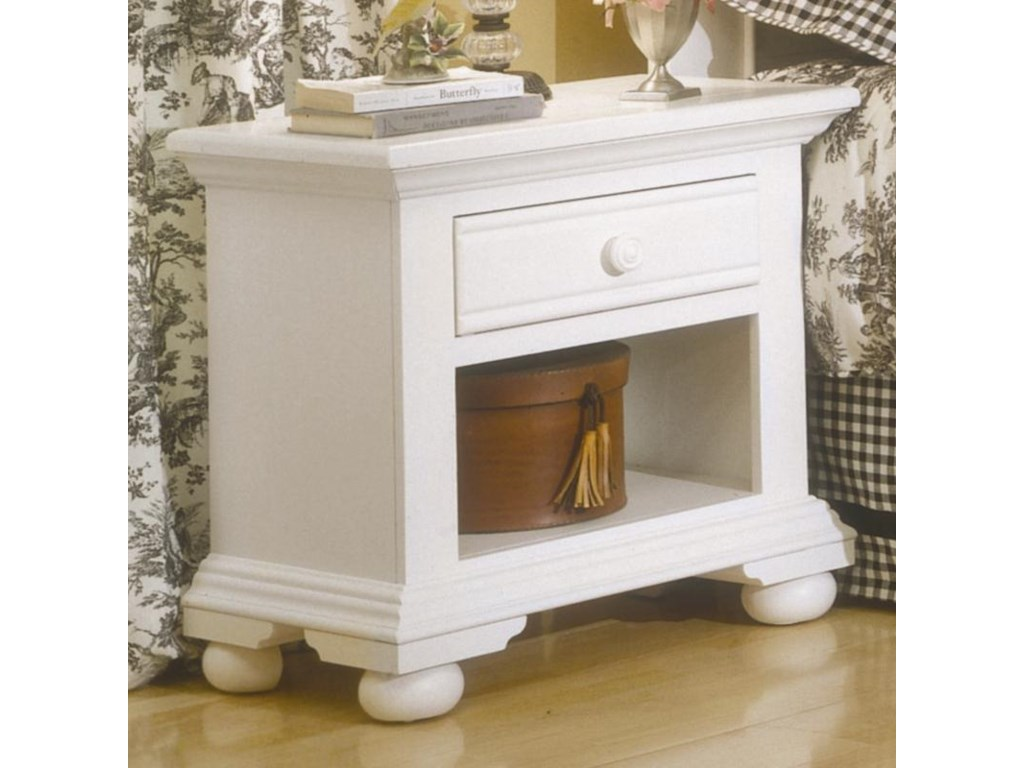 American Woodcrafters Cottage TraditionsYouth Nightstand