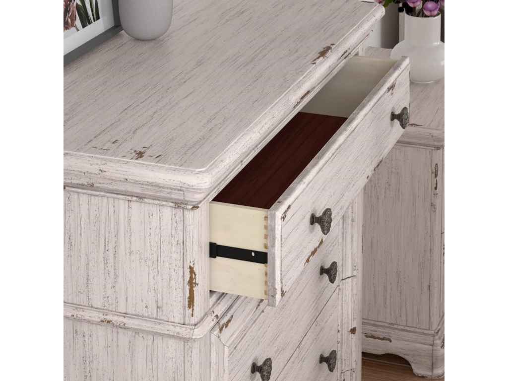 American Woodcrafters ProvidenceDrawer Chest