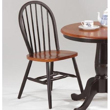 Dowelback Side Chair