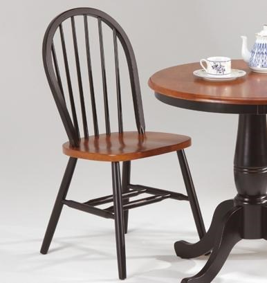 Amesbury Chair Farmhouse And Traditional WindsorDowelback Side Chair ...
