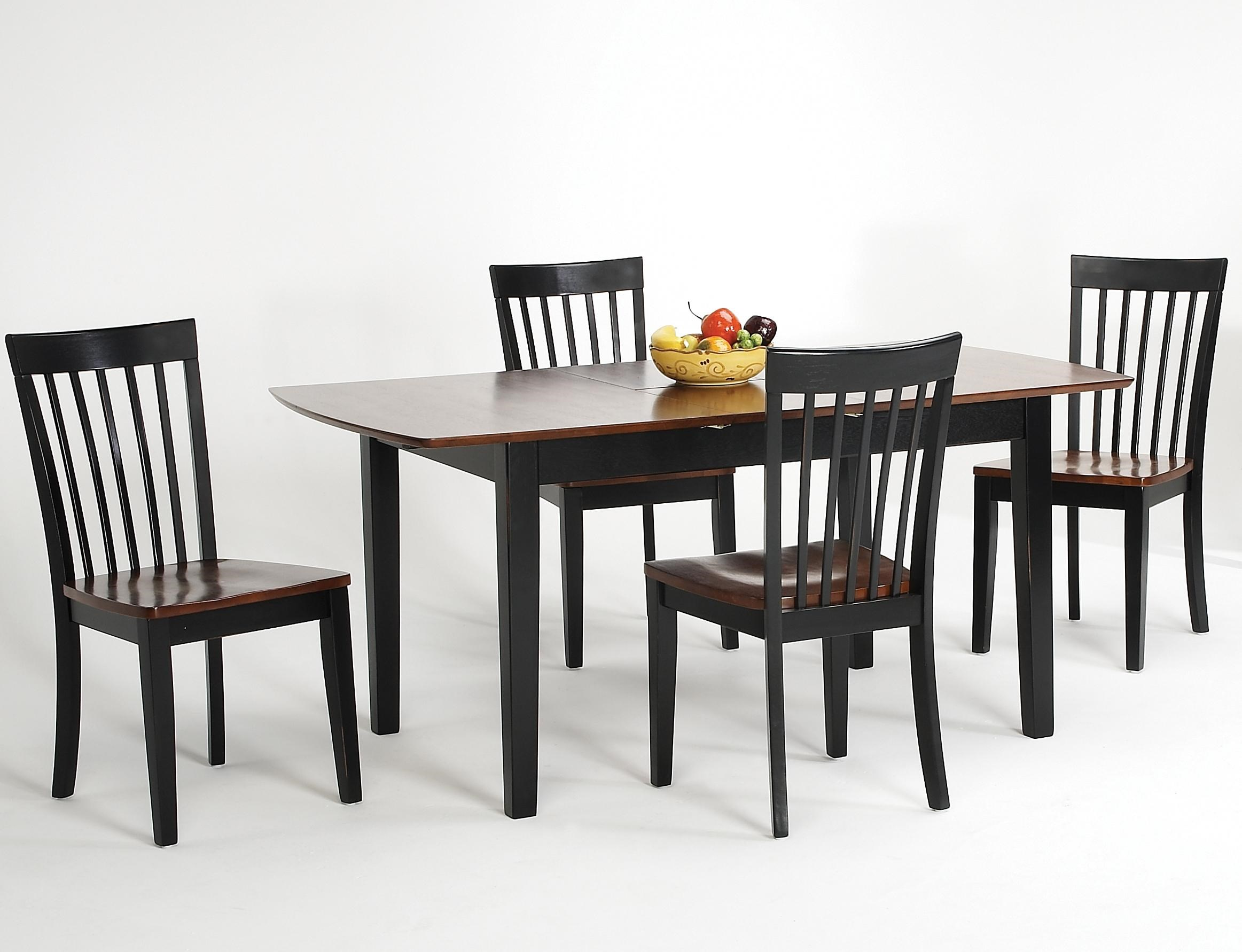 Attractive Amesbury Chair Newbury And Kensington Contemporary Dining Sets 5 Piece  Table And Chair Set