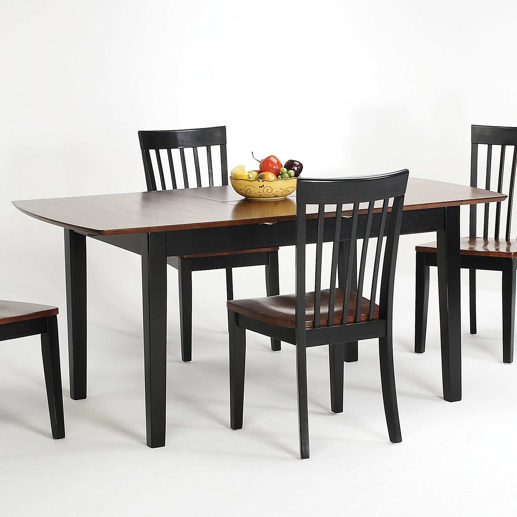 Amesbury Chair Newbury And Kensington Contemporary Dining Sets Solid  Hardwood Butterfly Leaf Dining Table
