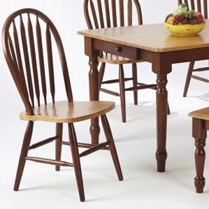 Amesbury Chair Newbury And Kensington Contemporary Dining Sets Casual  Two Tone Windsor Dining Side Chair