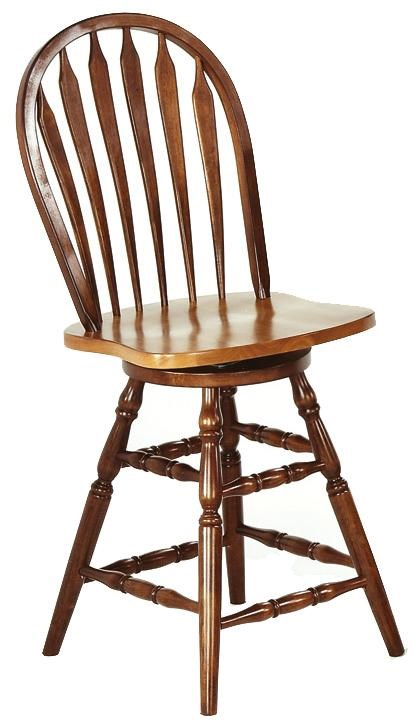 Amesbury Chair Pub SetsContour Arrow Back Counter Stool ...