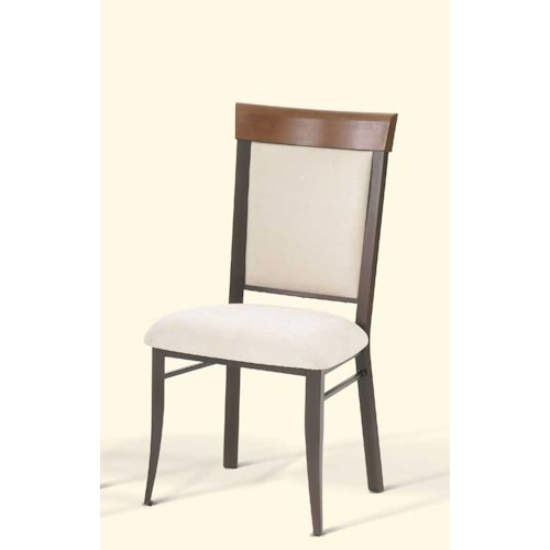 Amisco Transitions Eleanor Dining Side Chair