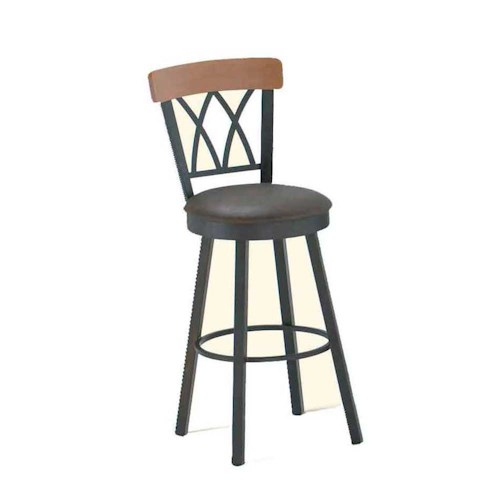 Amisco Transitions Brittany Tall Stool