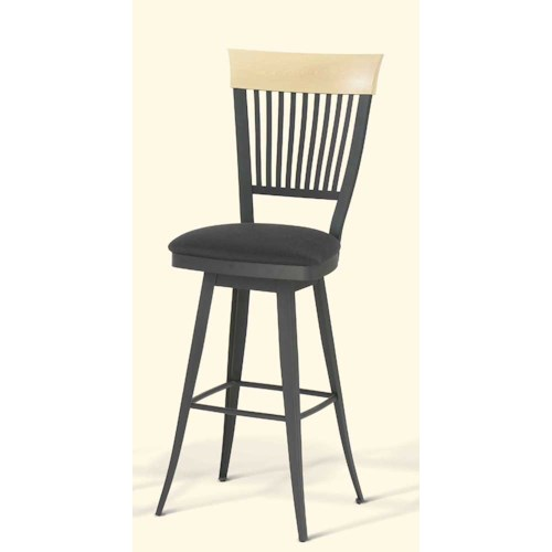 Amisco Transitions Annabelle Tall Stool