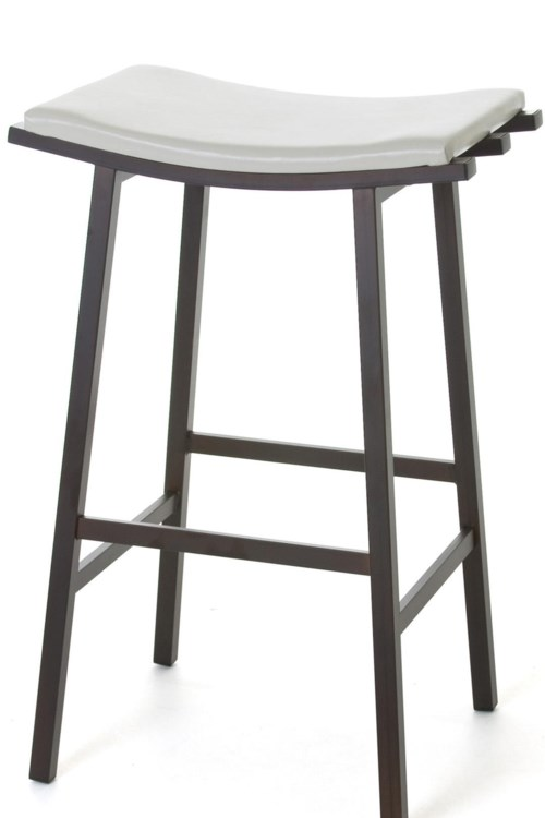 Amisco Aden Dinette Nathan Counter Height Stool Colder S