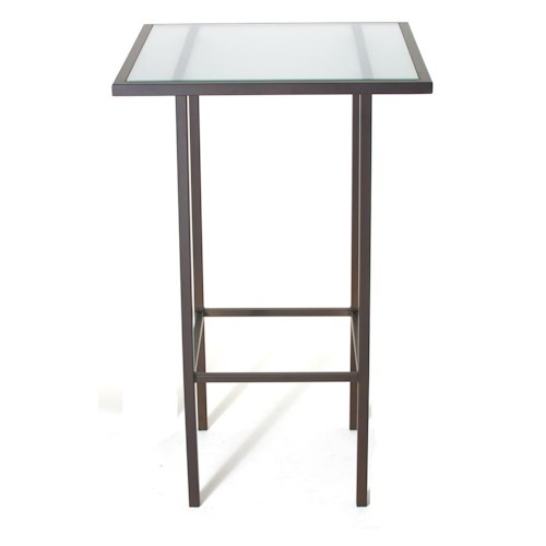 Amisco Aden Dinette Counter Height Table