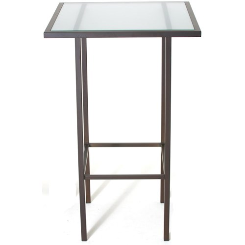 Amisco Aden Dinette Aden Bar Height Table