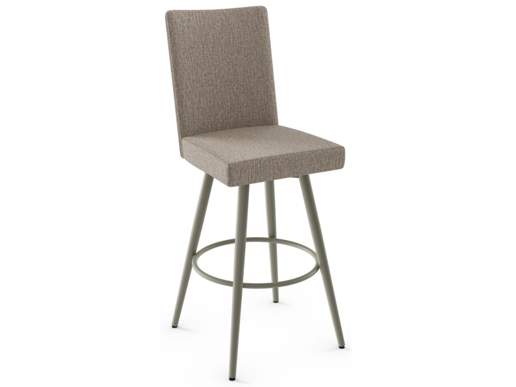 Amisco BoudoirWebber Swivel Counter Stool