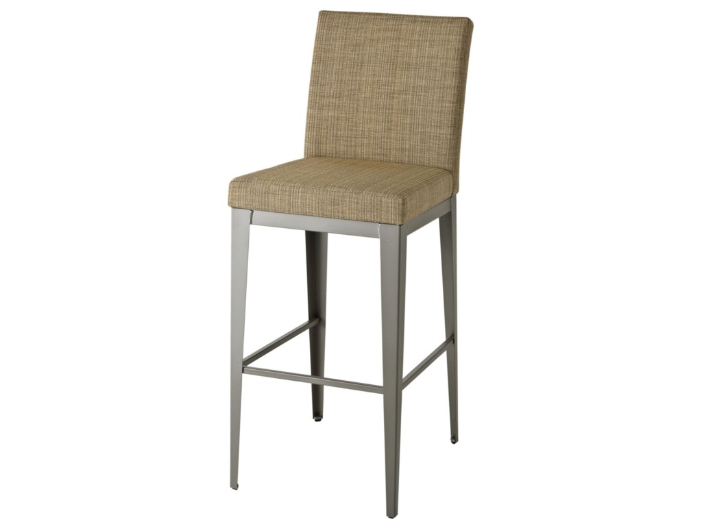 Amisco BoudoirBar Height Pablo Stool