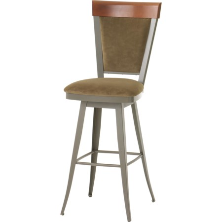 "26"" Eleanor Swivel Stool"