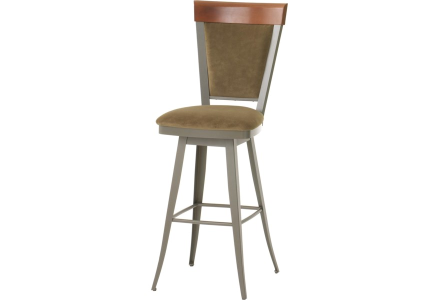 Superb Amisco Countryside Customizable 34 Spectator Height Eleanor Ibusinesslaw Wood Chair Design Ideas Ibusinesslaworg