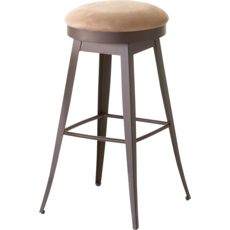 "34"" Grace Spectator Height Swivel Stool"