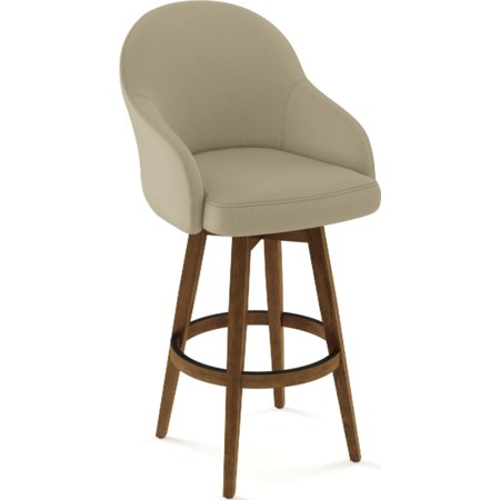 "30"" Collin Swivel Bar Stool"