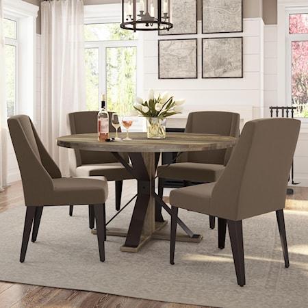 5-Piece Martina Table Set