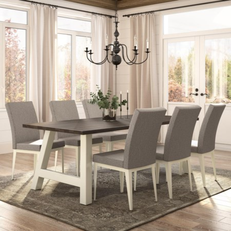 7-Piece Bennett Table Set