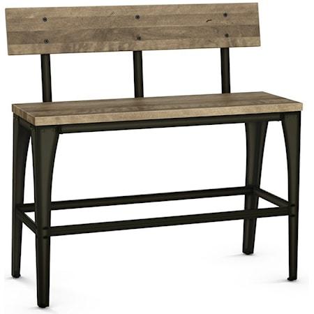 Architect Wood Bench