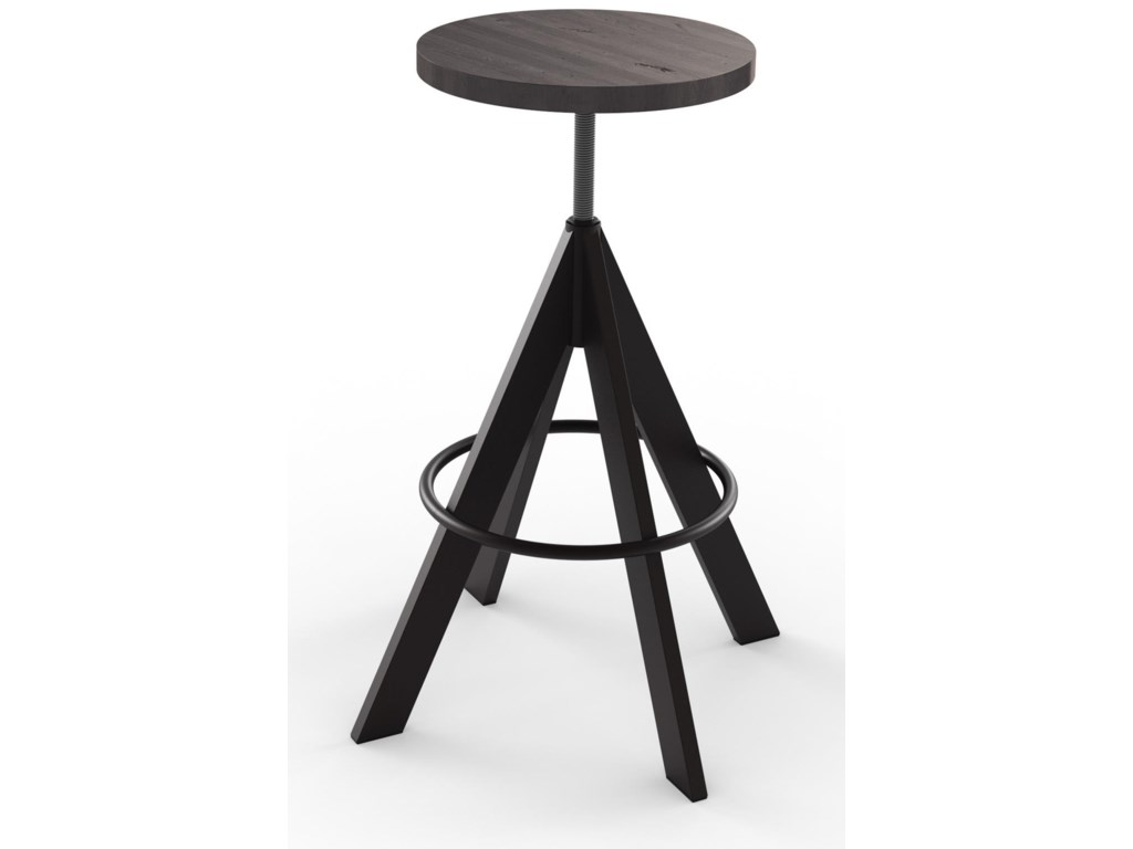 Amisco IndustrialUplift Screw Stool