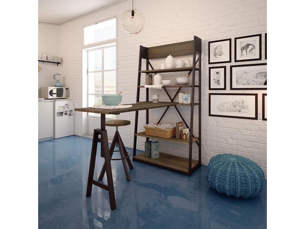 Amisco IndustrialRupert Freestanding Unit