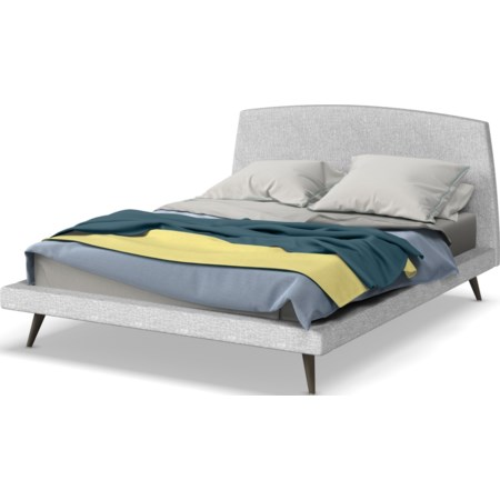 Queen Whitney Upholstered Bed