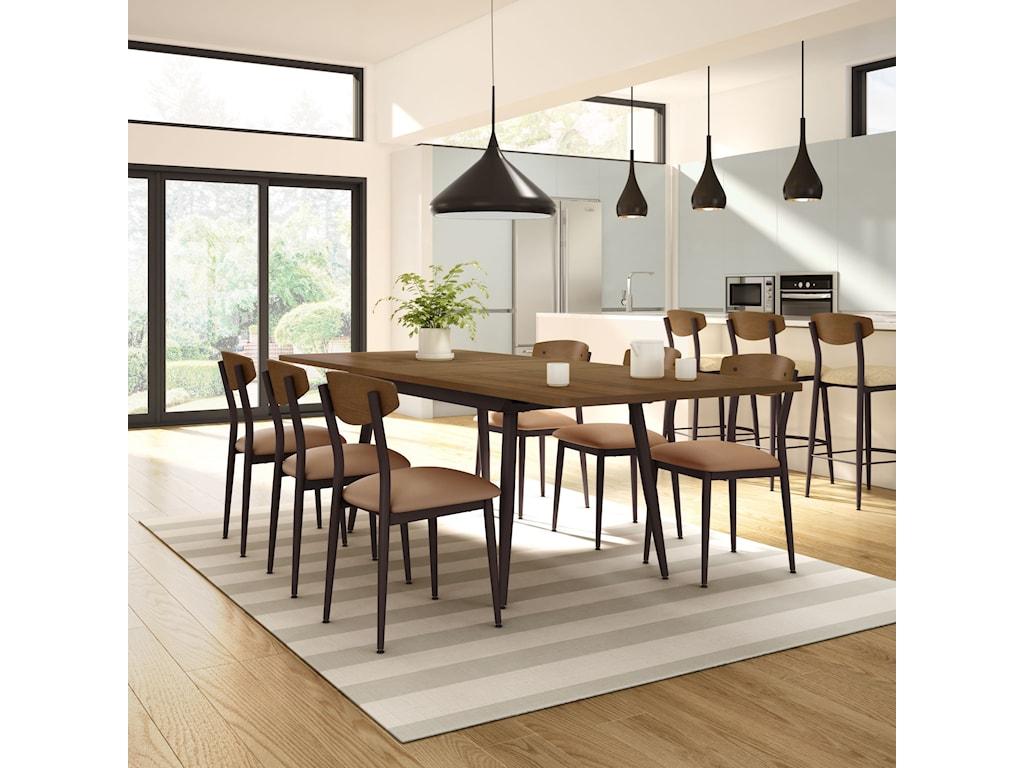 Amisco NordicHint Chair