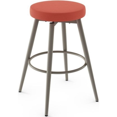 "26"" Nox Swivel Counter Stool"