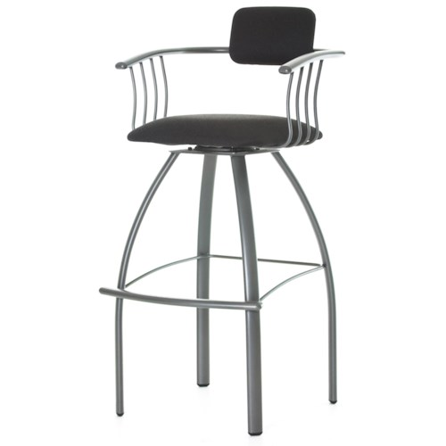 Amisco Stools Kris Counter Stool