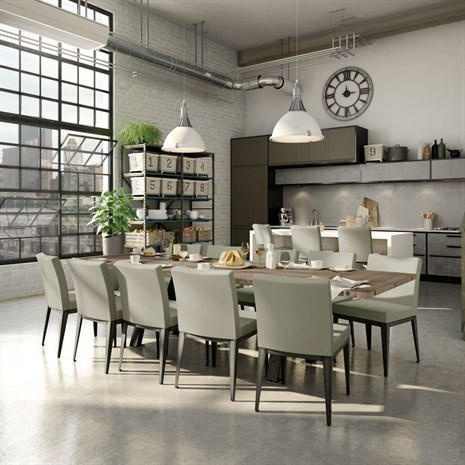 Gentil ... Amisco Tables AmiscoParade Dining Table