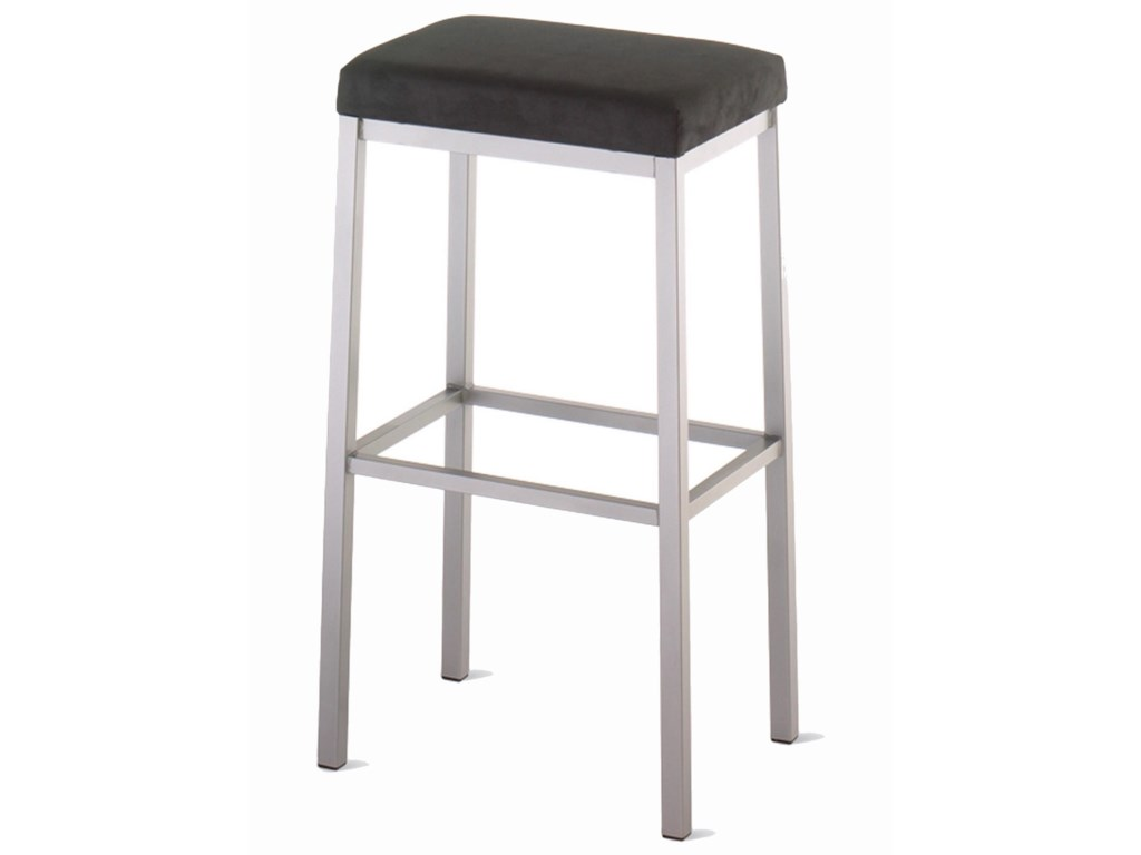 Amisco UrbanBar Height Bradley Stool