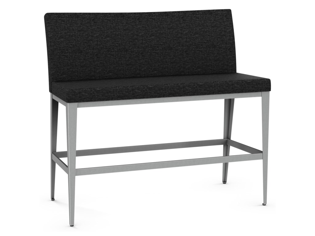 Amisco UrbanCounter Height Pablo Bench