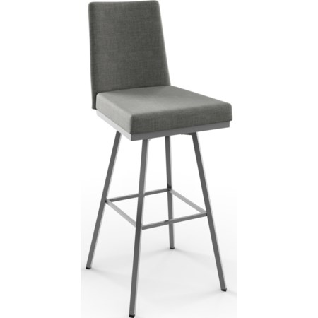 "30"" Linea Swivel Stool"